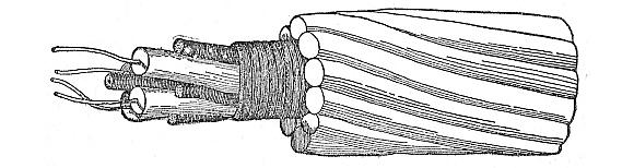 Uzlabotais Doveras-Kalē kabelis