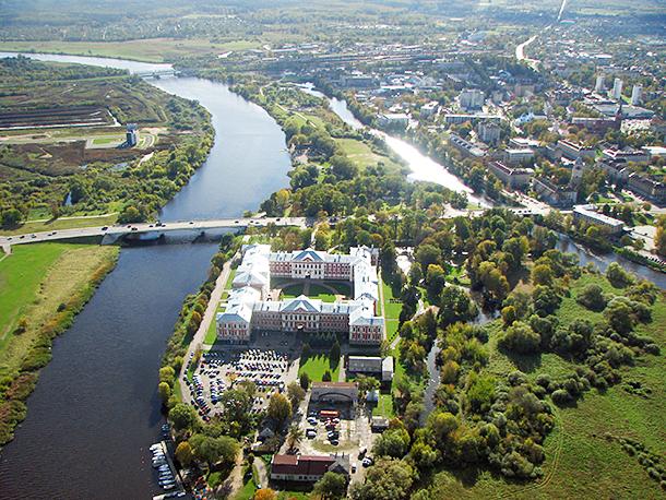 Pilssala Jelgavā