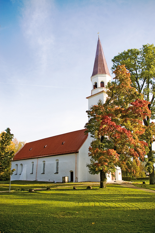 neogeo.lv: Siguldas baznīca