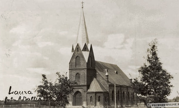 Lauru luterāņu baznīca