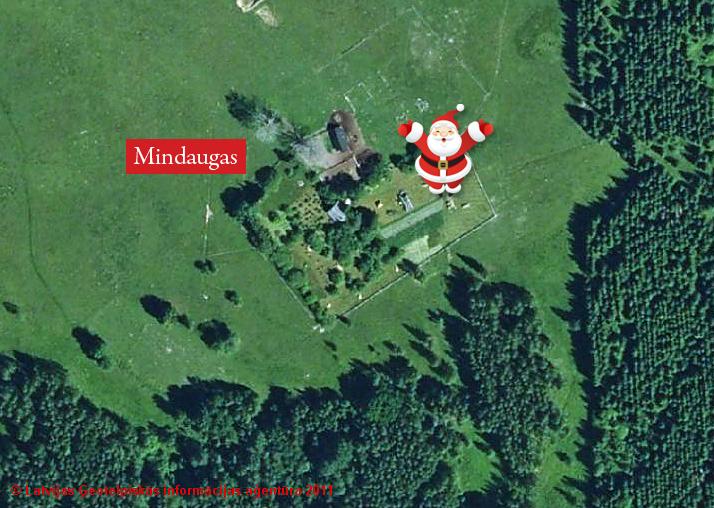 Latvijas Ziemassvētku vecīša mājvieta